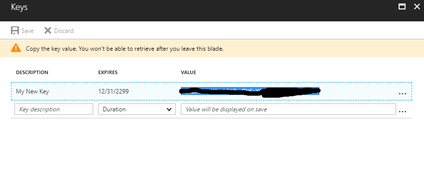 Enable Swagger to authenticate against Azure AD (Revised)   Sky Cliffs